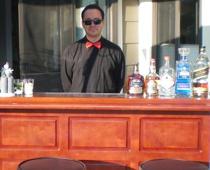 L.A. bartender for hire